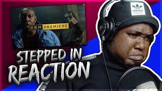 LD (67) ft. Dizzee Rascal - Stepped In  | GRM Daily (REACTION)