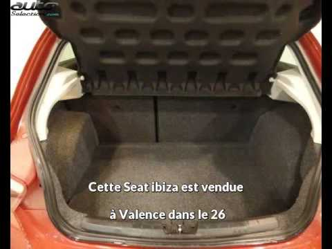 seat ibiza occasion visible valence pr sent e par renault valence youtube. Black Bedroom Furniture Sets. Home Design Ideas