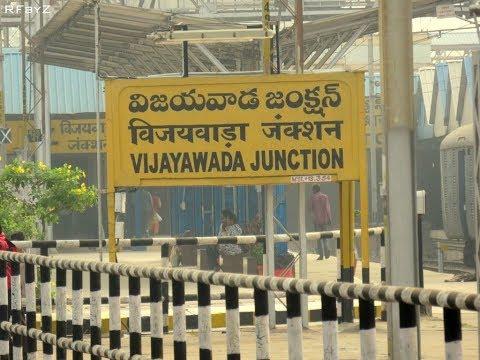 Vijayawada Railway Station Controversy | ABN Telugu - YouTube