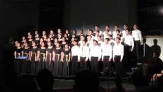 E Ala E (Arise) - Harvest Christian Academy HS Choir (Cover)