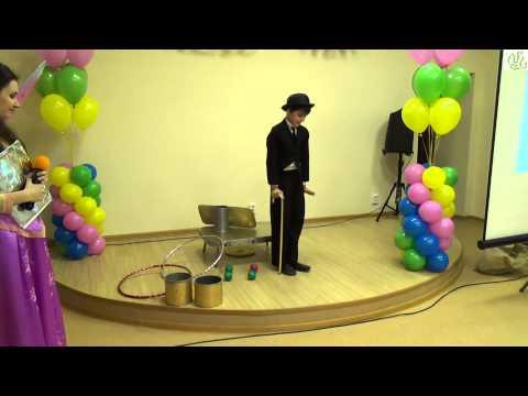 Праздник открытия Недели детской книги-2015