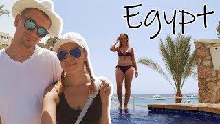 PLAVÁNÍ S REJNOKY A OBŘÍ ŽELVOU ♥ EGYPT 2018 - SHARM EL SHEIKH