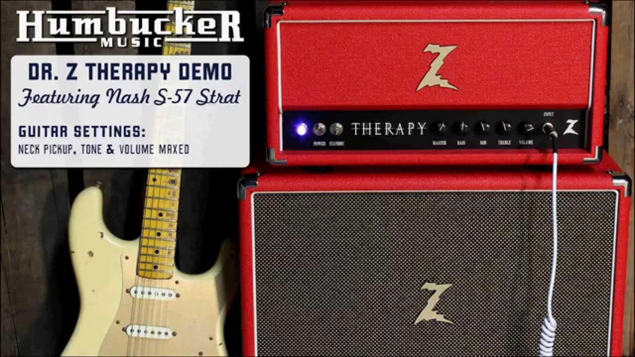 Humbucker Music: Dr. Z Therapy Demo - Strat