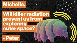 Self-healing DNA may protect astronauts from killer radiation | Michelle Thaller
