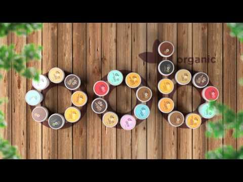 oob organic -  peppermint choc chip ice cream