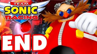 Team Sonic Racing - Gameplay Walkthrough Part 7 - Chapter 7: The Final Showdown! Ending!