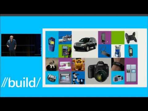 Build 2013 Designing for Ubiquitous Computing