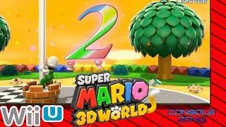 Super Mario 3D World (Wi iU) - 2 часть прохождения игры
