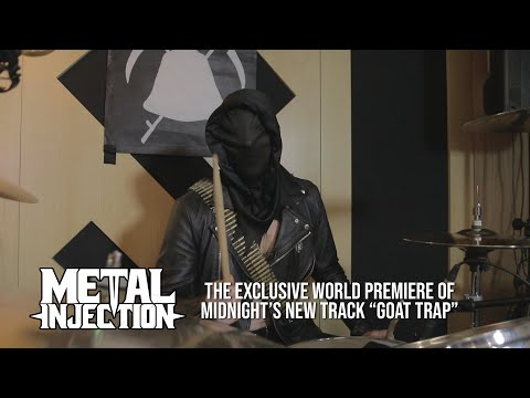 """MIDNIGHT Writes & Records A New Song In 2 Hours - """"Goat Trap"""" World Premiere 