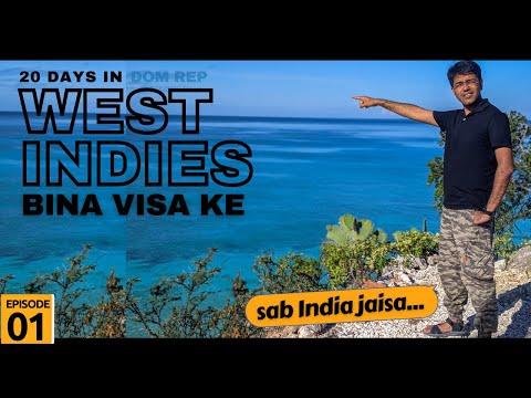 Dominican Republic for Indians   VISA   Trip COST