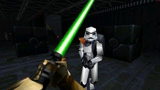 Star Wars: Jedi Knight Dark Forces 2 ( Random Gameplay )