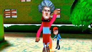 Scary Teacher 3D #New Levels New Chapter - Android/iOS Gameplay HD