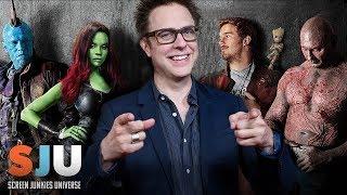 Guardians of the Galaxy Call for James Gunn's Reinstatement! - SJU