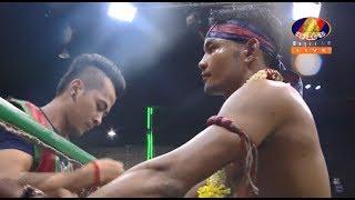 ផល សោភណ្ឌ Phal Sophorn Vs (Thai) Lekpetch, Bayon TV Boxing, 22/April/2018 | Khmer Boxing Highlights