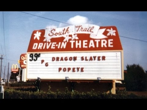 Passion Pit Memories of 1969 - Drive-Ins