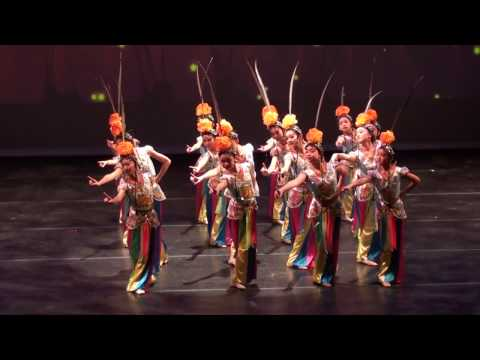The Beauty of Beijing Opera - Ruby Slippers Chinese Dance Club