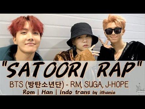 [SUB INDO] BTS (방탄소년단) - SATOORI RAP [Rom | Han | Indo]