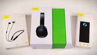 Хорошие Bluetooth уши за копейки, реальность? Тест Baseus за 23$! / Арстайл /
