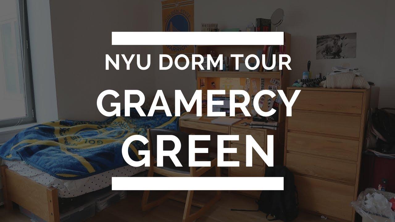 NYU DORM TOUR | GRAMERCY GREEN - amy around the world