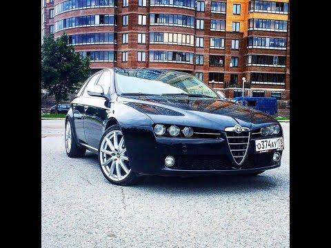 Авто-правда/Вся правда о Alfa Romeo 159 Sportwagon/Обзор/Тест-драйв