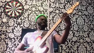 DJ NEPTUNE  NOBODY FT. Mr EAZI , JOEBOY GUITAR COVER BY YPICK