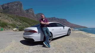 2018 Audi A7 Sportback - First Drive Video Test Review