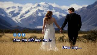 Beautiful In White Karaoke lời Việt - Cung A