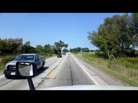 BigRigTravels LIVE! Darien to Wisconsin Rapids, Wisconsin US 14, Interstate 39, WI 54 Sept. 15, 2017