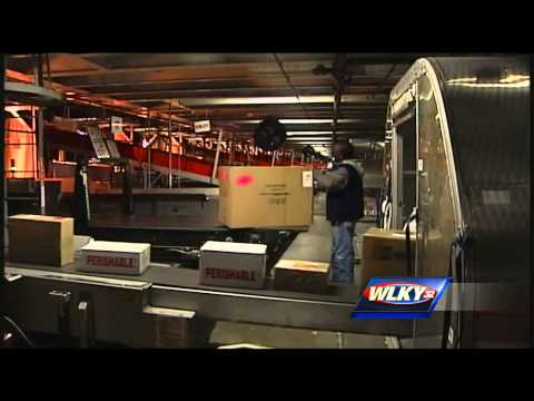 UPS delay leaves customers waiting for gifts