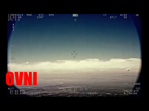 chilean naval surveillance capture alien ufo