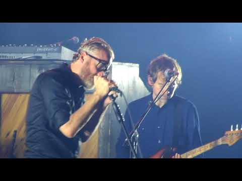 """Secret Meeting"" - The National @ Hammersmith Apollo, London 28 September 2017"