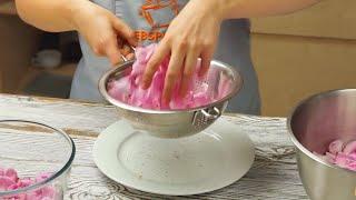 Варенье из лепестков чайной розы рецепт в домашних условиях