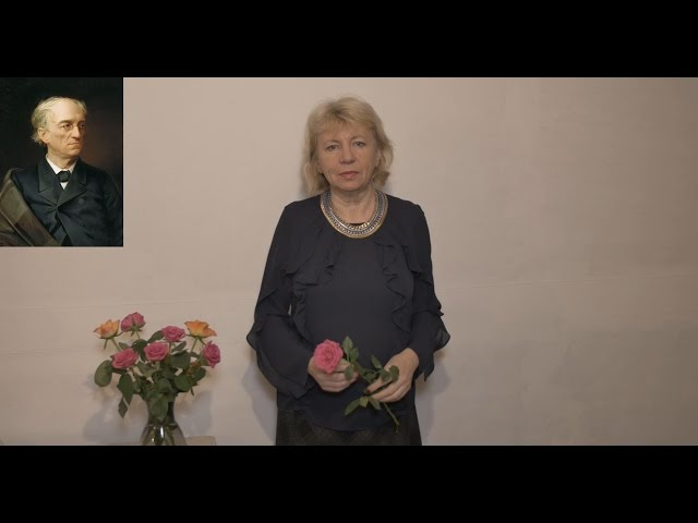 Изображение предпросмотра прочтения – ТатьянаТарасенко читает произведение «О, как убийственно мылюбим…» Ф.И.Тютчева