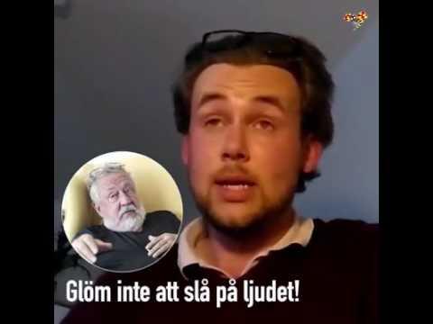 Sveriges bästa Leif GW Persson imitatör?