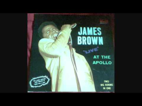 James Brown - Live At The Apollo Vol 1