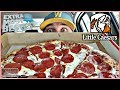LITTLE CAESARS® EXTRA MOST BESTEST PIZZA REVIEW