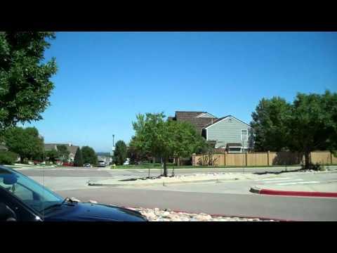 Cougar Run Elementary School  Highlands Ranch