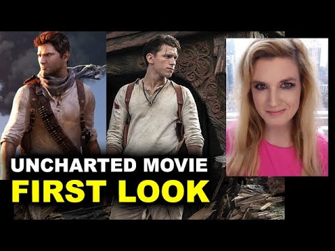 Tom Holland shares first look of him as Nathan Drake for Uncharted ...