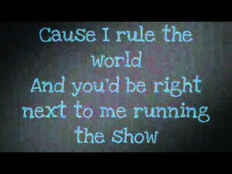 Big Time Rush If I ruled The World Karaoke (Instrumental With Lyrics)