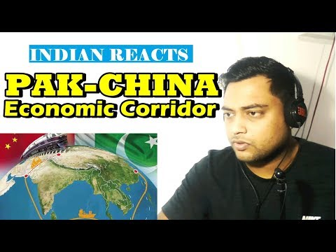 Indian Reacts to China - Pakistan Economic Corridor | Indian Reactions