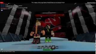 Roblox Presents:Rwwe Is Coming To Youtube!!! Your Hosts:Dashawn2raw&Benn309