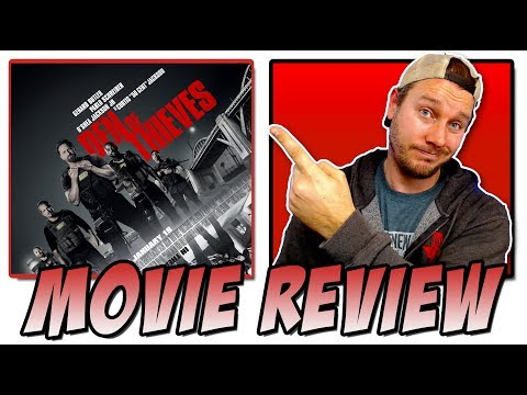Den Of Thieves (2018) -  Movie Review (Gerard Butler Heist Thriller)