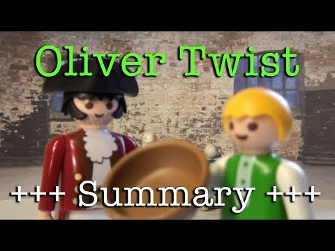 Oliver Twist to go (Dickens in 10 minutes)