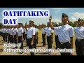 Oathtaking Day PMMA Class of 2022 | Cadets of Philippine Merchant Marine Academy