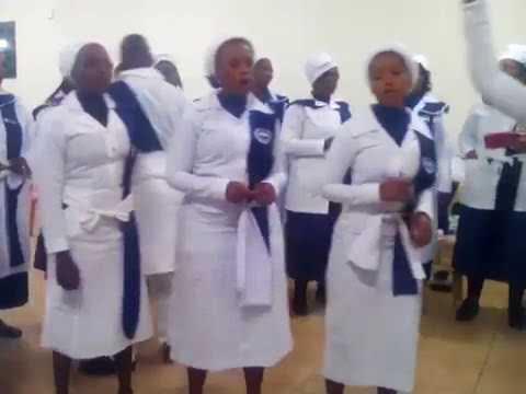 Njengendluzela ifunamanzi, syakdinga moyongcwele