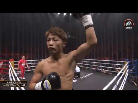 【瞬殺】2018/10/07 井上尚弥 秒殺!70秒KO勝ちでWBSS初戦突破元WBSスーパー王者を撃破!