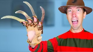 One of Chad Wild Clay's most viewed videos: 5 Horror Movies Weapons in REAL LIFE