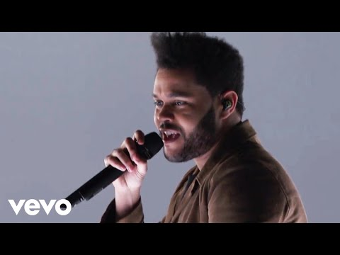 The Weeknd - Starboy (Live On The Voice Season...