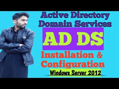 Active Directory Domain Services (AD DS) Configuration And Installation
