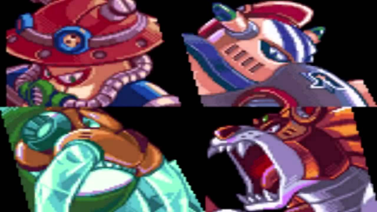 Mega Man X4 - Boss Theme (Sega Genesis Remix)